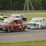 Второй этап кольцевого многоэтапного чемпионата ретро-автомобилей «Moscow Classic Grand Prix 2015» пройдёт 23 июля