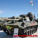 Ко дню десантника: техника ВДВ на Форуме Армия-2015