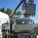 Новая техника войск РХБЗ на форуме Армия 2015