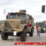 Военные грузовики УРАЛ— новинки 2015 года