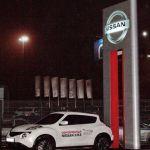 Открытие концептуально нового дилерского центра Nissan во Внуково