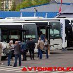 Российский рынок автобусов: новинки 2015 года