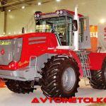Начались поставки тракторов «Кировец» в Чехию
