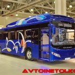 Volgabus укрепляет позиции на рынке газомоторных автобусов