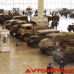 «Моторы войны» 2016— обзор выставки
