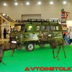 Бобры и паровозы— обзор выставки Экотех 2016
