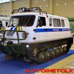 СТиС представил новые машины для оперативных служб МВД