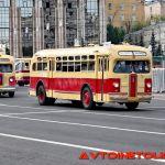 Коллекция Мосгортранса: ретро-автобусы