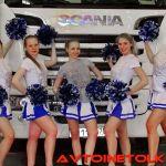 Старт всероссийского тура Scania Road Show 2016