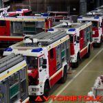 Спецтехника Пожаротушения: визит на предприятие