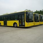 Городские автобусы Golden Dragon