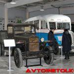 Музей «Дорога Жизни» в Осиновце — часть 2: павильон крупногабаритных экспонатов
