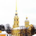 Петропавловская крепость— пушки, зайцы и царь-зомби