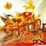 Артиллерийский музей в Санкт-Петербурге, часть 2: пищали, рыцари и единороги