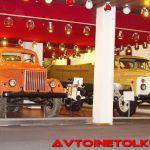 Музей завода ГАЗ— от «полуторки» до БТРа