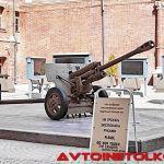 Артиллерийский двор в Москве: старинные пушки из запасников Исторического музея