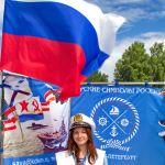 До открытия Международного военно-морского салона в Питере остался месяц