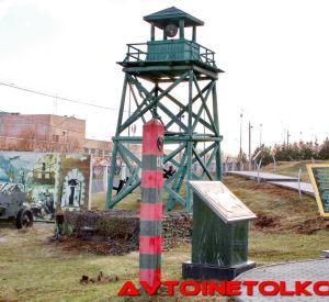 К годовщине начала Великой Отечественной войны: погранзастава на Поклонной горе