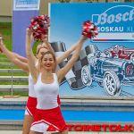 Ралли ретро-автомобилей Bosch Moskau Klassik 2017