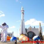 Павильон Космос на ВДНХ— новая экспозиция