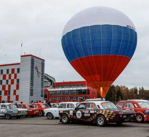 История и автоспорт на ФестивалеMOSCOW CLASSIC— 2018