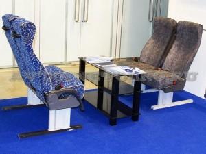 В производственной программе РИАТ есть и сиденья для автобусов