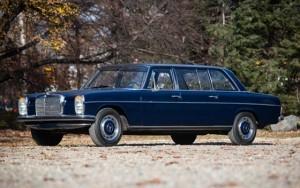 1971 Mercedes Benz 220D Limousine