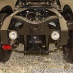 Седельный тягач Hino 700 на выставке COMTRANS 13 подвеска