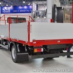 Hino 300 с двойной кабиной и кузовом Техпро на выставке COMTRANS 13 сзади