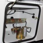 Автобус ПАЗ 320412 Вектор с газовым двигателем на выставке GasSuf 2013 газоанализатор