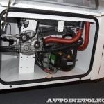 Автобус ПАЗ 320412 Вектор с газовым двигателем на выставке GasSuf 2013 смеситель