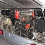 Автобус КАвЗ 4238 с газовым двигателем на выставке GasSuf 2013 двигатель