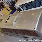 Автобус КАвЗ 4238 с газовым двигателем на выставке GasSuf 2013 крыша
