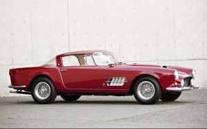 1956 Ferrari 410 Superamerica Series 1 Coupe