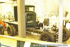 Грузовой автомобиль ГАЗ АА на реставрации в Политехническом музее
