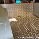 Прицеп на шинах низкого давления Авторос на выставке Вездеход 2013 кузов