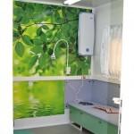 мобильный медицинский центр НПО Медкар IVECO Eurocargo на выставке Здравоохранение 2013 кабинет