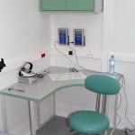 мобильный медицинский центр НПО Медкар IVECO Eurocargo на выставке Здравоохранение 2013 кабинет управление