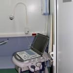 мобильный медицинский центр НПО Медкар IVECO Eurocargo на выставке Здравоохранение 2013 УЗИ
