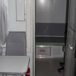 Волжанин Ритмикс мобильный диагностический комплекс ЗАО Радиан на выставке Здравоохранение 2013 аппаратная