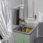 Волжанин Ритмикс мобильный диагностический комплекс ЗАО Радиан на выставке Здравоохранение 2013 мойка