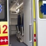 Модульный реанимобиль Ford Transit Промышленные Технологии на выставке Здравоохранение 2013 салон справа