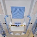 Реанимобиль класс C Volkswagen Crafter Сикар на выставке Здравоохранение 2013 потолок