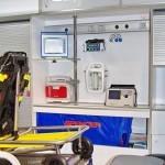Автомобиль скорой медицинской помощи класс B Renault Master СТ Нижегородец на выставке Здравоохранение 2013 оборудование
