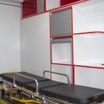 Модульный реанимобиль FIAT Ducato СТ Нижегородец на выставке Здравоохранение 2013 салон