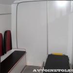 Модульный реанимобиль FIAT Ducato СТ Нижегородец на выставке Здравоохранение 2013 задние двери