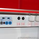 Модульный реанимобиль FIAT Ducato СТ Нижегородец на выставке Здравоохранение 2013 розетки