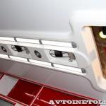 Модульный реанимобиль FIAT Ducato СТ Нижегородец на выставке Здравоохранение 2013 потолок