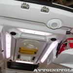 Реанимобиль класс C Volkswagen Crafter НиАЗ на выставке Здравоохранение 2013 освещение