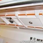 Автомобиль скорой медицинской помощи класс B Ford Transit Промышленные Технологии на выставке Здравоохранение 2013 потолок